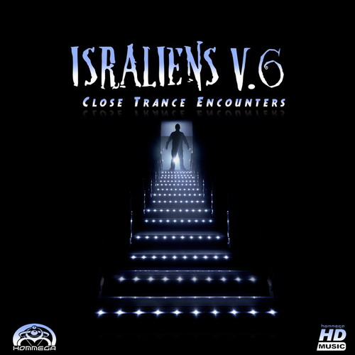 VA - Israliens v.6 - Close Trance Encounters (2011)