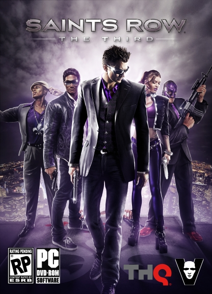 Saints Row: The Third (2011/RUS)