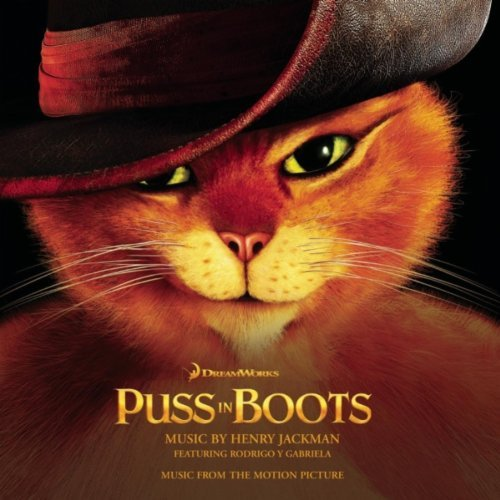 Henry Jackman - ��� � ������� / Puss in Boots (2011)