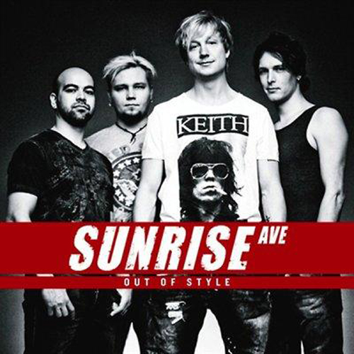 Sunrise Avenue - Out Of Style (2011)