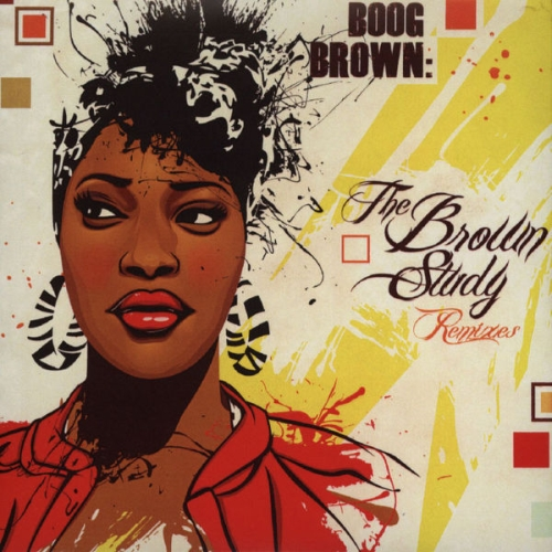 Boog Brown - The Brown Study Remixes (2011)