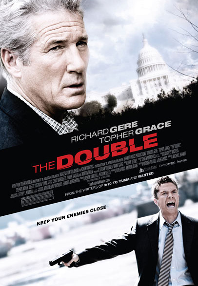 ������� ����� / The Double (2011) DVDRip
