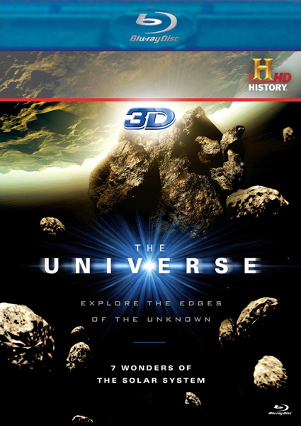 ���������: 7 ����� ��������� ������� / Universe: 7 Wonders of the Solar System (2010) BDRemux