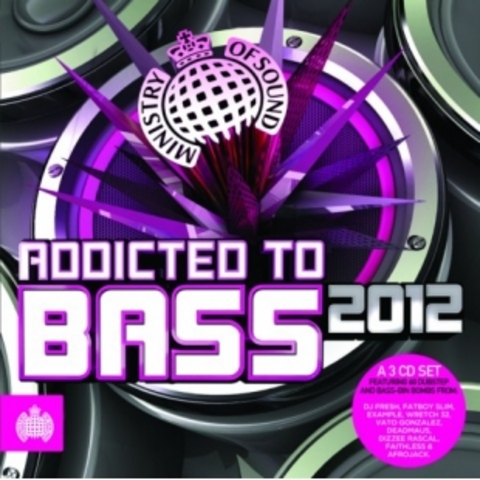 VA - Ministry of Sound - Addicted to Bass 2012 (2012)