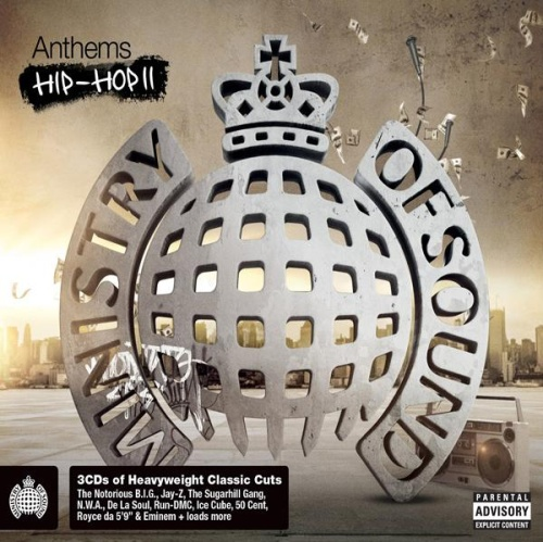 Ministry Of Sound: Anthems Hip-Hop II (2012)