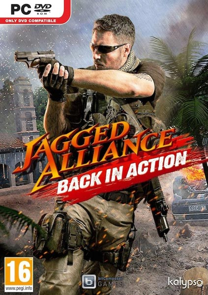 Jagged Alliance - Back in Action (2012)