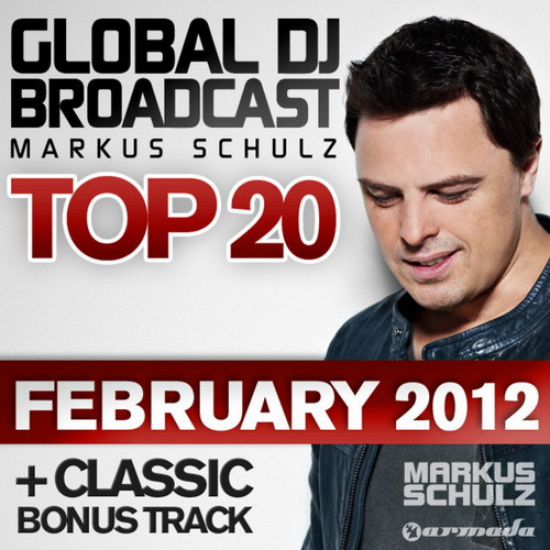 VA - Global DJ Broadcast Top 20 February (2012)