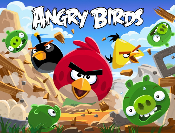 Angry Birds 2.1.0 (2012)
