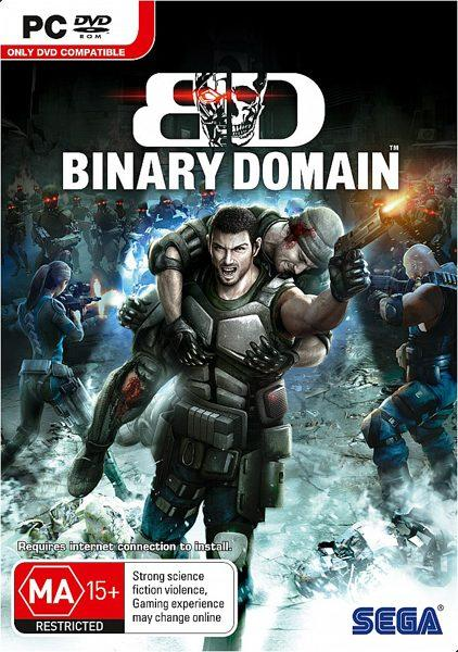Binary Domain (2012)