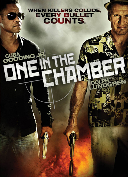 Узник / One in the Chamber (2012) DVDRip
