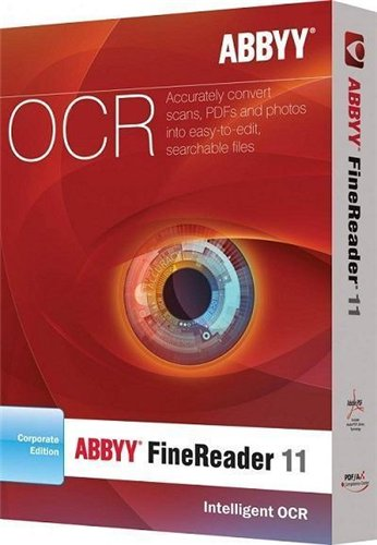 ABBYY FineReader 11.0.102.583 Corporate Edition Portable