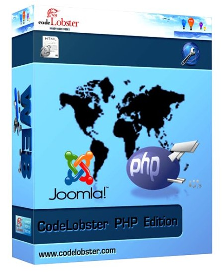 CodeLobster PHP Edition Professional 4.3.2 (2012) ML