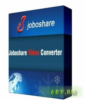 Joboshare Video Converter 3.2.8.0803 Rus/Eng Portable by Maverick