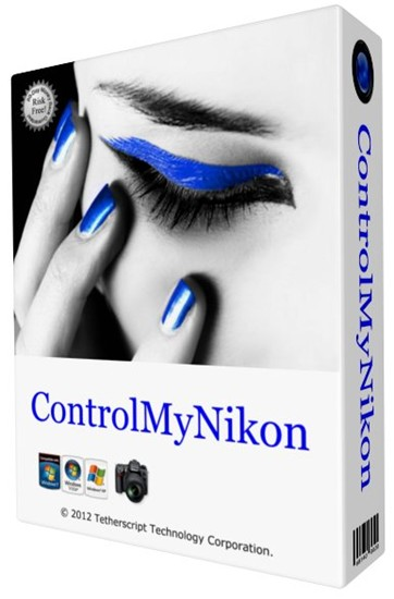 ControlMyNikon 4.0.0.119 Portable by Maverick