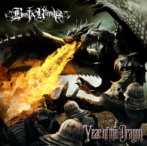 Busta Rhymes - Year Of The Dragon (2012)