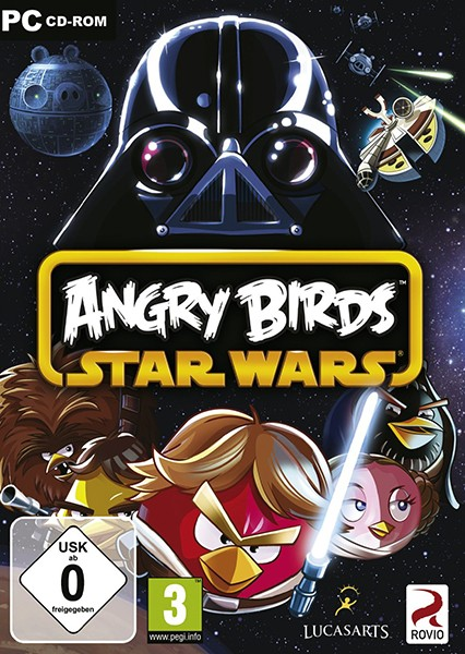 Angry Birds Star Wars (2012)