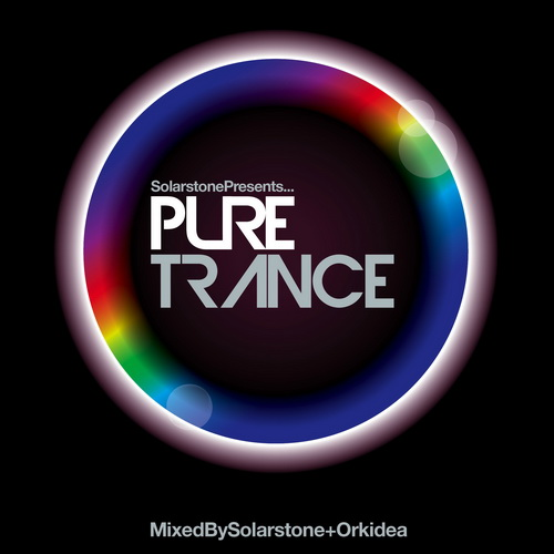 Pure Trance (mixed by Solarstone & Orkidea) (2012)