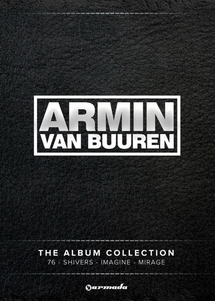 Armin van Buuren – The Album Collection (2012)