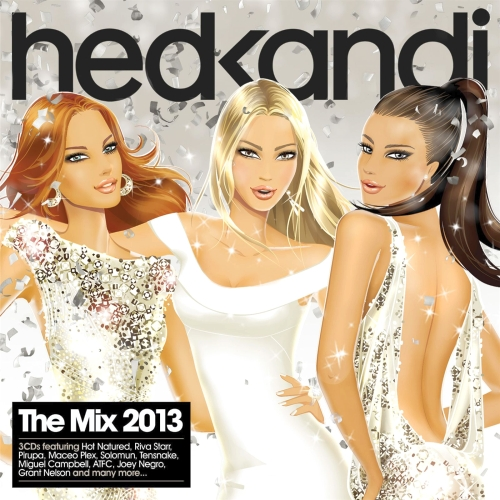 Hed Kandi: The Mix 2013 (2012)