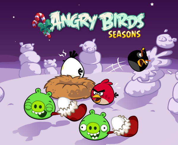 Angry Birds Seasons (2012)