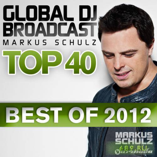VA - Global DJ Broadcast Top 40 Best Of 2012