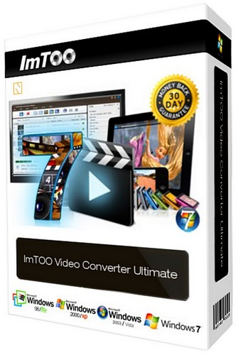 ImTOO Video Converter Ultimate 7.7.1 Build 20130111 (Рус_2013)