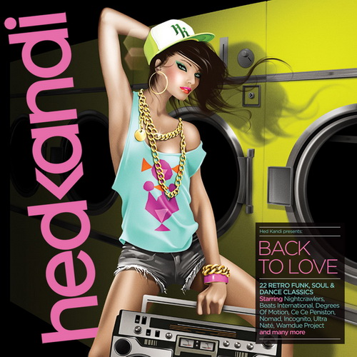 Hed Kandi: Back To Love (2013)