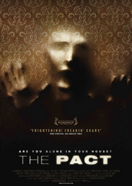 Пакт / The Pact (2012) DVDRip