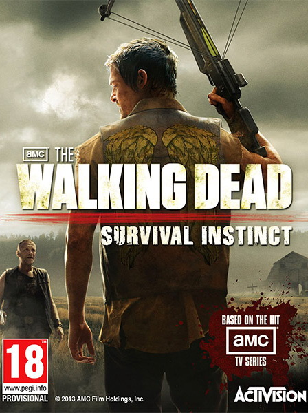 The Walking Dead Survival Instinct (2013)