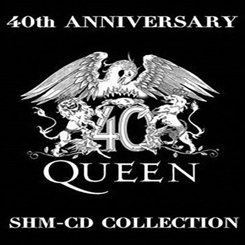 Queen - 40th Anniversary SHM-CD Collection (1972-1995) (2011)