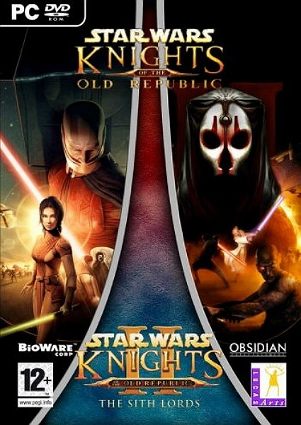 Star Wars: Knights of the Old Republic. Антология (2003-2005/RUS/ENG/RePack by R.G. Catalyst)