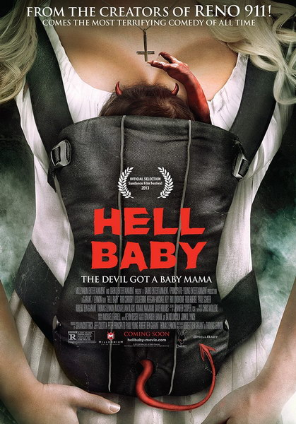 ������ ���� / Hell Baby (2013) HDRip