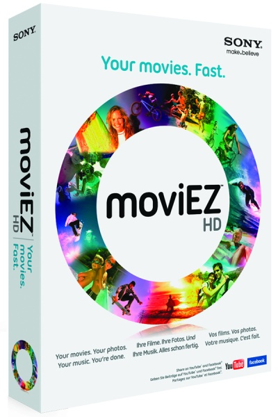 Sony moviEZ HD 1.0 Build 2844 (2013/ENG)