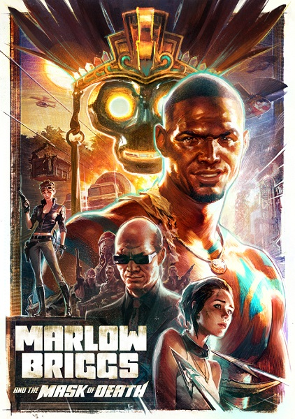 Marlow Briggs and The Mask of Death (2013)