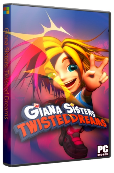 Giana Sisters: Twisted Dreams - Rise of the Owlverlord (2013)