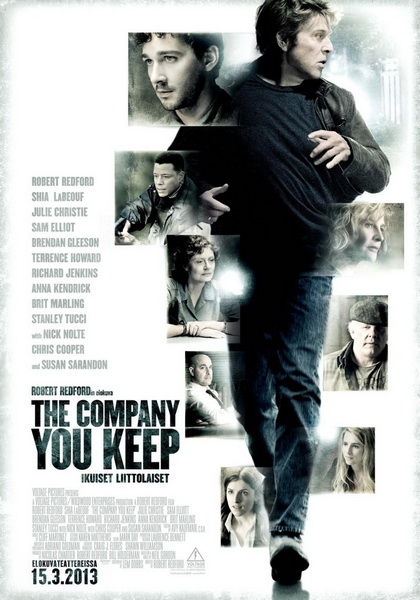 Грязные игры / The Company You Keep (2012) DVDRip