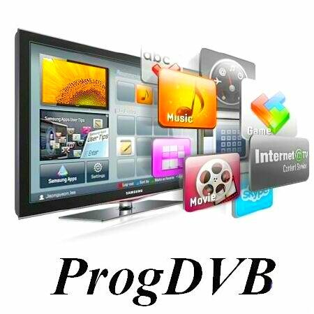 ProgDVB + ProgTV Professional 6.95.8 Final