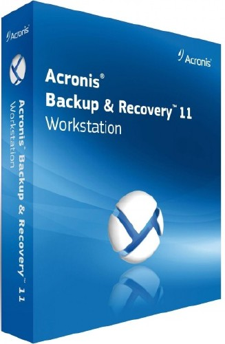 Acronis Backup & Recovery 11.5.37975 Workstation | Server with Universal Restore