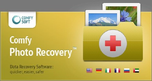Comfy Photo Recovery 4.0( Ml / Rus)