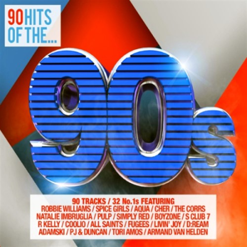 VA - 90 Hits Of The 90s (4CD) (2013) FLAC