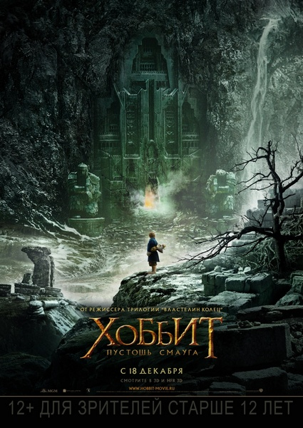 Хоббит: Пустошь Смауга / The Hobbit: The Desolation of Smaug (2013) CAMRip / WEBRip / HDRip