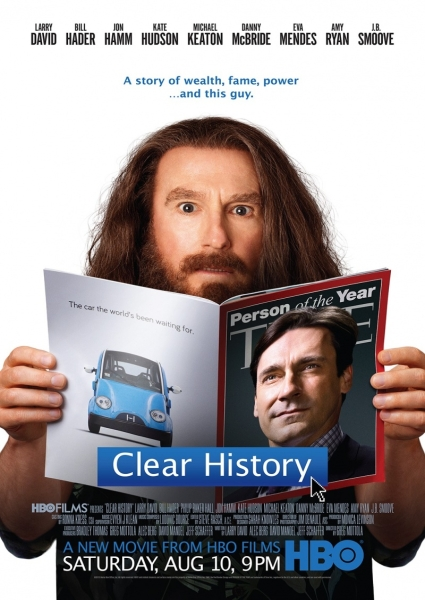 ��������� ������� / �������� ������� / Clear History (2013) HDRip