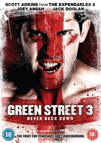 �������� 3 / Green Street 3: Never Back Down (2013) HDRip
