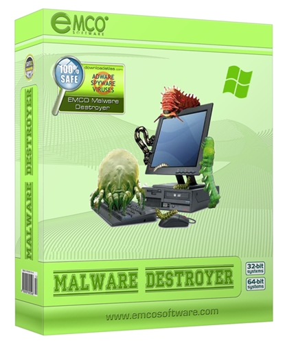 EMCO Malware Destroyer 7.2.10.102 (DC 09.11.2013 / Eng)