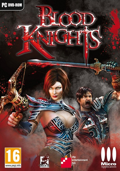 Blood Knights (2013/RUS/ENG/RePack)