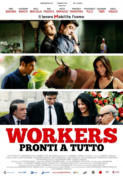 ������� �� �� / Workers - Pronti a tutto (2012) DVDRip