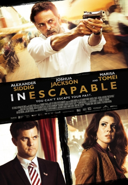 Пленница / Inescapable (2012) HDRip
