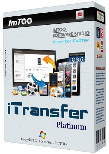 ImTOO iTransfer Platinum 5.5.6.20131113 (2013) ENG
