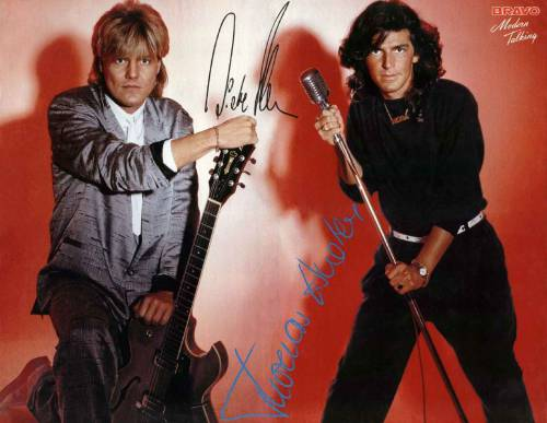 Modern Talking - Collection (1985-1987) Vinyl Rip