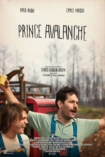 ���������� �����  / Prince Avalanche (2013) HDRip